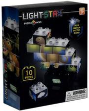 Light Stax Junior с LED подсветкой Puzzle Dinosaurer Edition LS-M03004