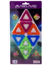 Magplayer дополнительный набор 8 эл. MPC-8