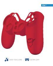 Trust GXT 744B Rubber Skin для геймада PlayStation RED