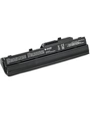 PowerPlant для ноутбуков MSI LG X110(BTY-S11, MI1212LH) 11,1V 5200mAh