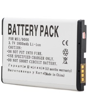 PowerPlant Blackberry 9000 (M-S1) 1800mAh
