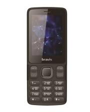 Bravis C240 Middle Dual Sim Black