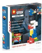 Light Stax с LED подсветкой Creative 4в1 з датчиком звука LS-S12012