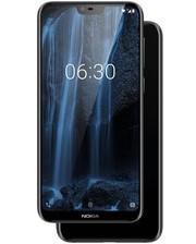 Nokia X6 2018 6/64GB Black