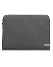 "Moshi Pluma Designer Laptop Sleeve Herringbone Gray 13"" (99MO104051)"
