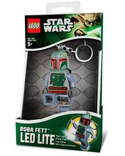 """Лего LEGO Брелок-фонарик """"Boba Fett"""", LGL-KE19-BELL"""