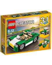 Лего LEGO Конструктор Зелёный кабриолет, 31056