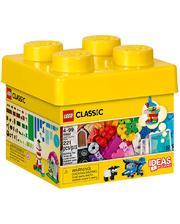 Лего LEGO Конструктор Креативные кубики для творческого конструирования, 10692