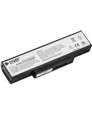 PowerPlant для ноутбуков ASUS A72 A73 (A32-K72 AS-K72-6) 10.8V 5200mAh