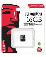 Kingston 16GB microSDHC C10 UHS-I R80MB/s( SDCS/16GBSP )