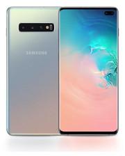 Samsung Galaxy S10 SM-G973 DS 128GB silver (SM-G973FZSD)
