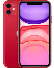 Apple iPhone 11 64GB Dual Sim PRODUCT RED (MWN22)