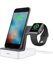 Belkin PowerHouse iWatch + iPhone, white (F8J200vfWHT)