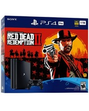 Sony 4 Pro 1TB + Red Dead Redemption 2