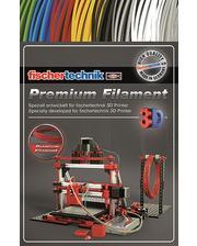 Fischertechnik Нить для 3D принтера fisсhertechnik красный 50 грамм (полиэтиленовый пакет) FT-539131