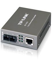TP-LINK Network Медиаконвертер TP-LINK MC110CS 100Base-TX-100Base-FX, SM, 20km, SC