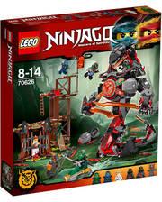 Лего LEGO Конструктор Железные удары судьбы, 70626