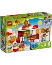 Лего LEGO Конструктор Пиццерия, 10834