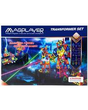Magplayer магнитный набор 208 эл. MPB-208