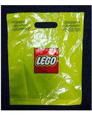 Лего LEGO Полиэтиленовый пакет размера L в уп. 250 шт, 6113256