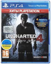 Игра PS4 Uncharted 4: Путь вора [Blu-Ray диск]