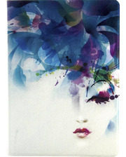 Toto Чехол Paint Case Glamour Girl for iPad Air 2