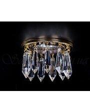 ARTGLASS Точечный светильник Art Glass Spot 81 Crystal Exclusive