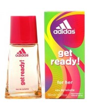 Adidas Get Ready! For Her 50мл. женские