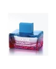 Antonio Banderas Cocktail Seduction Blue for Women 100мл. женские