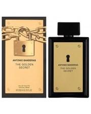 Antonio Banderas The Golden Secret 150мл. мужские
