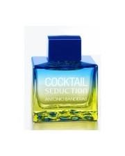Antonio Banderas Cocktail Seduction Blue for Men 100мл. мужские