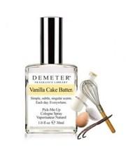 Demeter Fragrance Vanilla Cake Batter 120мл. женские