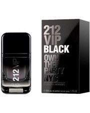 Carolina Herrera 212 Vip Black Own The Party NYC Men 1.5мл. мужские