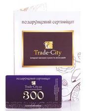Подарочный сертификат номиналом 300 гривен Sert-300