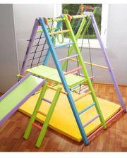 Три Енота Игровой складной спортивный уголок Кроша цветной