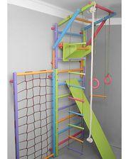 Три Енота Шведская лестница модульная цветная