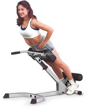 Body-Solid 45 Degree Back Hyperextension GHYP-45