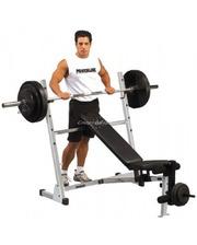 Body-Solid Скамья для жима BodySolid POB44X