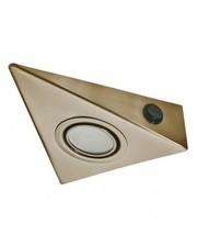 Kanlux (Польша) Светильник мебельный точечный ZEPO LFD-T02/S-BR/M (04389)