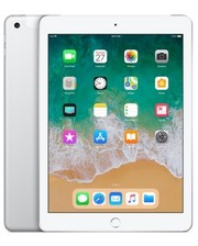 Планшеты Apple iPad 2018 32GB Wi-Fi + Cellular Silver (MR6P2) фото