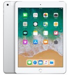 Apple iPad 2018 128GB Wi-Fi + Cellular Silver (MR732)