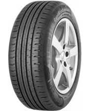 Шины Continental ContiEcoContact 5 (185/65R15 88T) фото