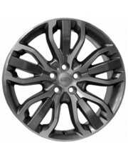 WSP Italy W2358 8.5x20/5x120 D72.6 ET47 Anthracite Polished
