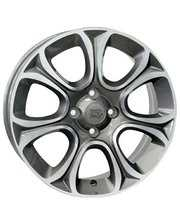 WSP Italy W163 6x16/4x100 D56.6 ET45 Anthracite Polished