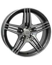 WSP Italy W768 8x17/5x112 D66.6 ET47 Anthracite Polished