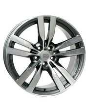 WSP Italy W672 10x20/5x120 D74.1 ET40 Anthracite Polished
