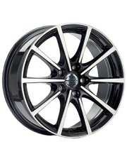 Borbet BL5 8x17/5x112 D72.5 ET37 Black Polished