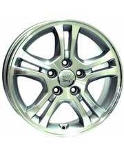 WSP Italy W2403 6.5x16/5x114.3 D64.1 ET45 Silver