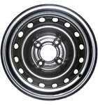 Кременчугский колёсный завод Chevrolet 5.5x14/4x100 D56.6 ET45 Черный